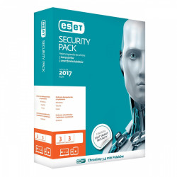 Security Pack UPG 3+3/12M (2017)