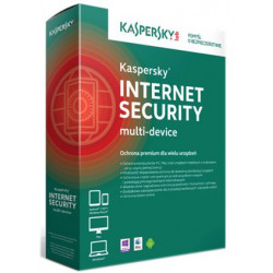 Internet Security 2015 Multi-Device Kontynuacja ESD (5 urz. 2 lata)
