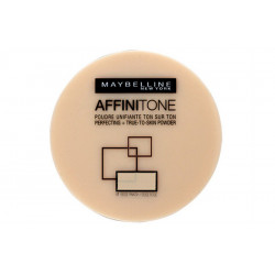 Maybelline New York Affinitone 17 Rose Beige Puder 9 g