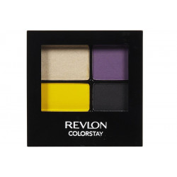 Revlon ColorStay 16 Hour Eye Shadow Quad 583 Exotic Cienie do powiek