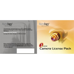 SYNOLOGY Device License (x 1) DEVICE LICENSE (X 1)