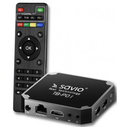 SAVIO Smart TV Box Premium One 2/16
