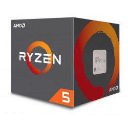 AMD Ryzen 5 2600X AM4 YD260XBCAFBOX BOX