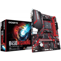 GIGABYTE B450M Gaming Socket AM4 mATX
