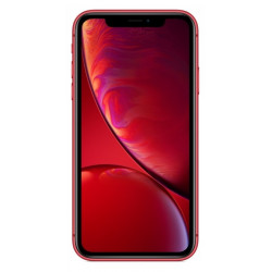 Smartphone APPLE iPhone XR 128 GB ProductRED (Czerwony) MRYE2PM/A