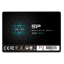 SILICON POWER A55 2.5″ 512 GB SATA III (6 Gb/s) 560MB/s 530MS/s