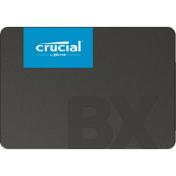 CRUCIAL BX500 2.5″ 480 GB SATA III (6 Gb/s) 540MB/s 500MS/s
