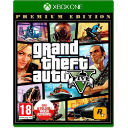 Gra Grand Theft Auto V Premium Edition PL (XONE)