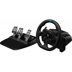 Logitech Kontroler G923 Racing Wheel & Pedals PS4-PC PLUGC
