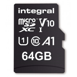 Karta pamięci INTEGRAL 64 GB Adapter