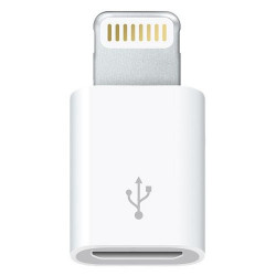 Adapter APPLE Lightning to Micro USB Adapter MD820ZM/A
