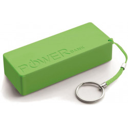 Powerbank EXTREME Quark XL 5000 mAh Zielony XPM102G