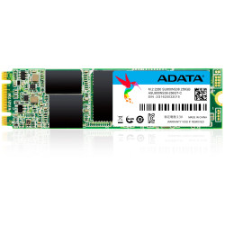 Dysk SSD A-DATA Ultimate M.2 2280″ 256 GB M.2 SATA 6.0 Gb/s 560MB/s 520MS/s